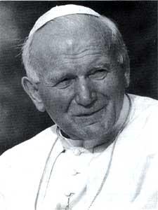 El Papa Juan Pablo II