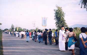 pilgrimage to Our Lady of the Rosary of Manaoag